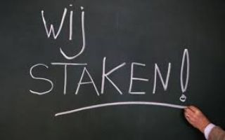 Staking op 12 september